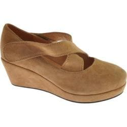Women's Stefani French 13 Camel Suede