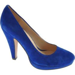 Women's Stefani Niece 13 Royal Blue Suede