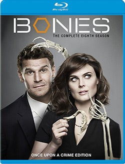 Bones: Season 8 (Blu-ray Disc)