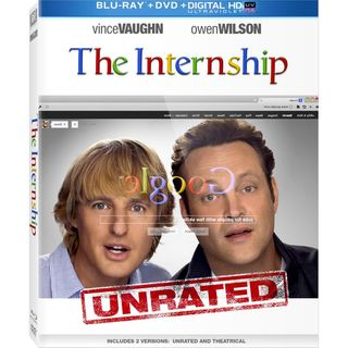 The Internship (Blu-ray/DVD)