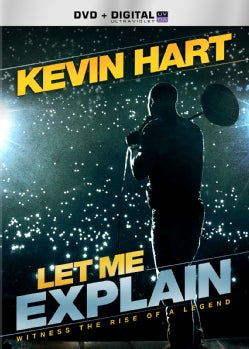 Kevin Hart: Let Me Explain (DVD)