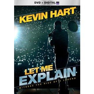 Kevin Hart: Let Me Explain (DVD)