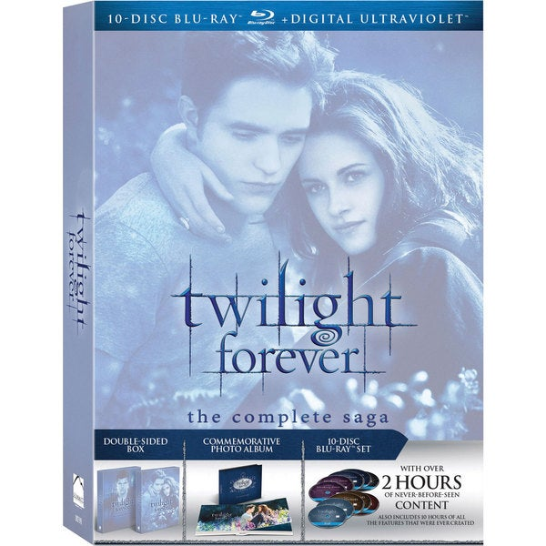 Twilight Forever Box Set (Blu-ray Disc) 11595960