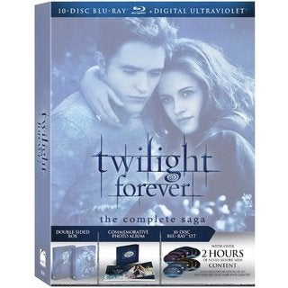Twilight Forever Box Set (Blu-ray Disc)