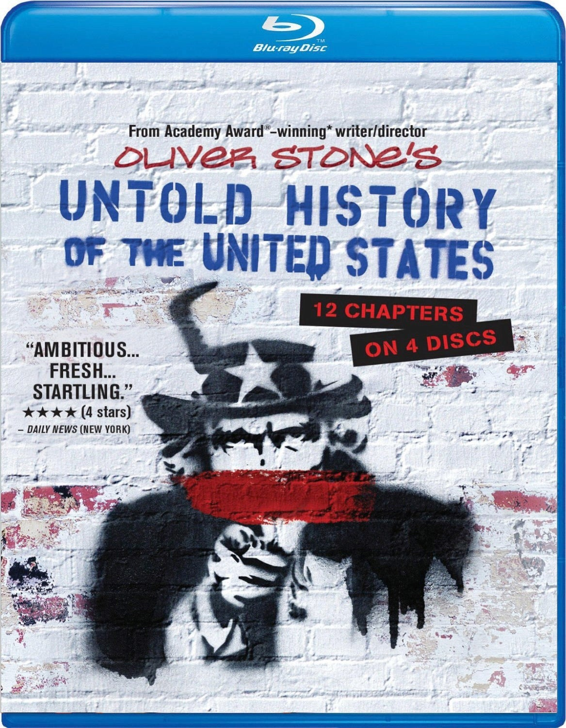 Untold History of the United States (Blu-ray Disc)