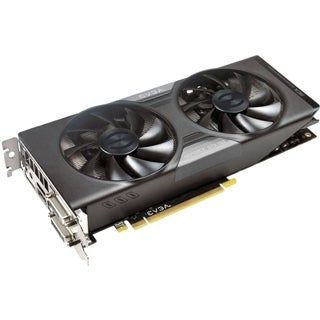 EVGA GeForce GTX 760 Graphic Card - 1085 MHz Core - 4 GB GDDR5 SDRAM