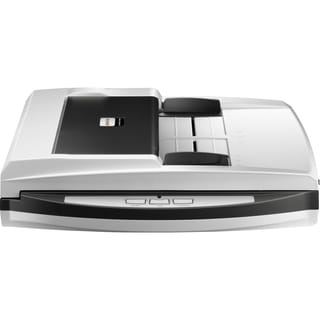 Plustek SmartOffice PN2040 Sheetfed/Flatbed Scanner - 600 dpi Optical