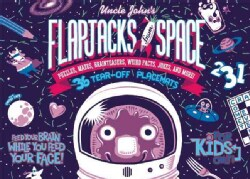 Uncle John's Flapjacks from Space: 36 Tear-off Placemats for Kids Only! (Paperback)