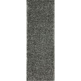 nuLOOM Alexa My Soft and Plush Multi Shag Runner Rug (2'8' x 8')