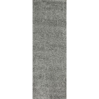 nuLOOM Alexa My Soft and Plush Shag Runner Rug (2'8' x 8')