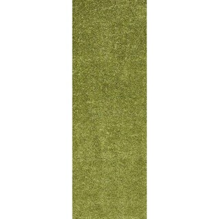 nuLOOM Alexa My Soft and Plush Shag Runner Rug (2'8 x 8')