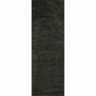 nuLOOM Alexa My Soft and Plush Shag Runner Rug (2'8 x 8')