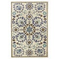 nuLOOM Hand-tufted Marrakesh Suzani Wool Rug (8'3 x 11')