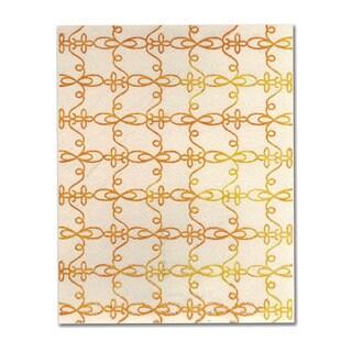 Sizzix Ink-its Letterpress Plate Elegant Loops by Rachael Bright