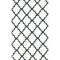 nuLOOM Indoor/ Outdoor Contemporary Moroccan Trellis Rug (9' x 12')