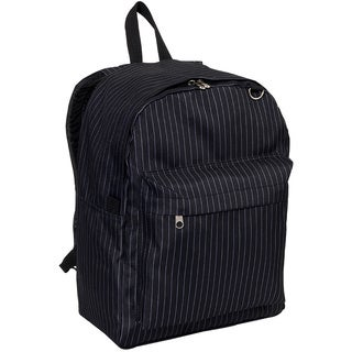 Everest 16.5-inch Pin Striped Backpack