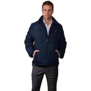 Tommy Hilfiger Men's Puffer Down-filled Jacket