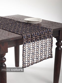 Ribbon Design Table Runner or Topper