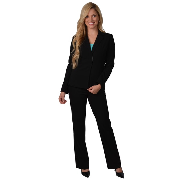 Awesome Calvin Klein Suit Two Button Jacket Amp Pants  Womens Suits Amp Suit