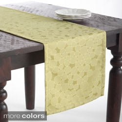 Jacquard Design Table Runner