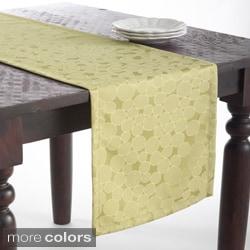 Jacquard Design Table Runner