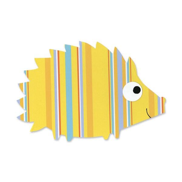 Sizzix Bigz Die - Hedgehog by Dena Designs