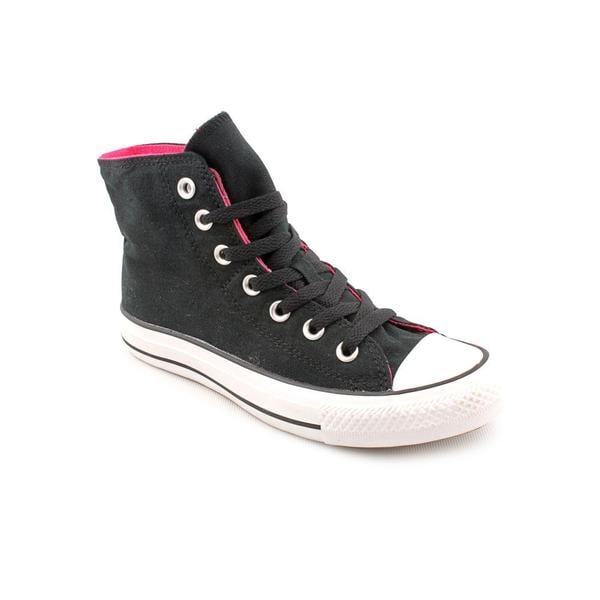 Converse Women's 'CT AS TWO FLD HI' Basic Textile Athletic Shoe