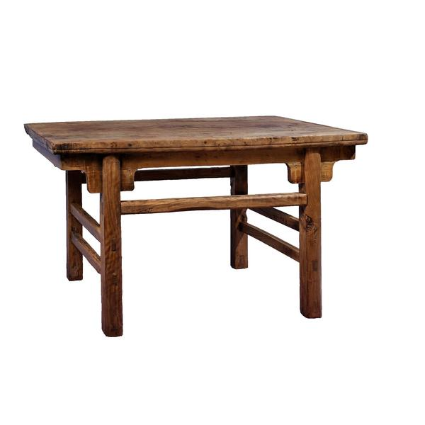 Rustic Elm Coffee Table Overstock Shopping Great Deals On Antique Revival Coffee Sofa End