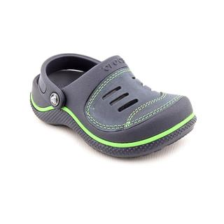 Crocs Boy (Toddler) 'Yukon Clog Kids' Synthetic Casual Shoes