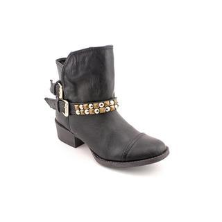 Rocket Dog Women's 'Shine' Black Synthetic Boots