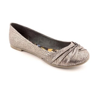 Rocket Dog Women's 'Myrna' Basic Gray Textile Casual Shoes