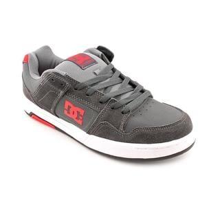 DC Men's 'Hacker' Leather Athletic Shoe (Size 11 )