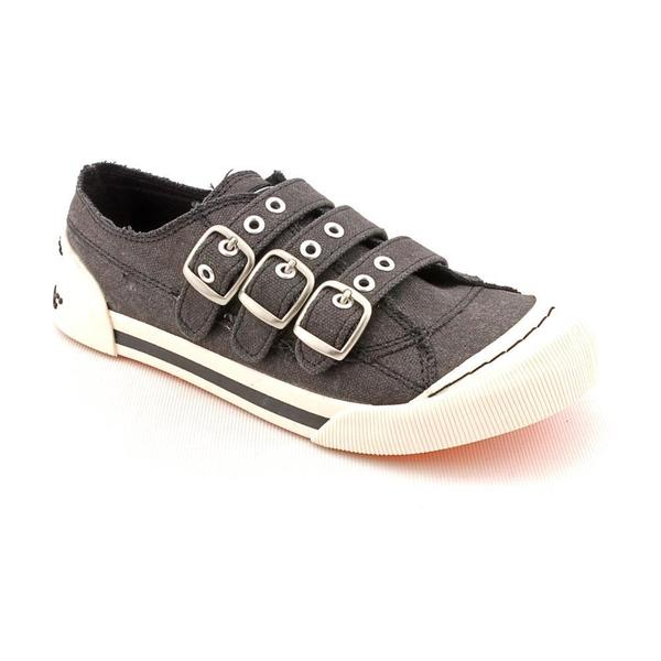 Rocket Dog Women's 'Jelissa' Black Canvas Casual Shoes