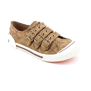 Rocket Dog Women's 'Jelissa' Tan Canvas Casual Shoes
