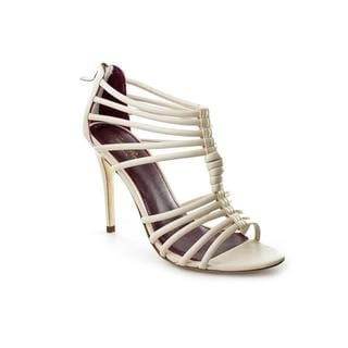 Tracy Reese New York Women's 'Levi' Leather Sandals (Size  6 )
