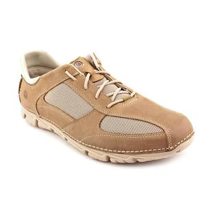 Rockport Light Brown Men's 'Rocsports Lite Bike' Leather Athletic Shoe