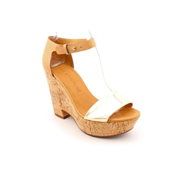 See By Chloe Women's 'SB20055' Leather Sandals