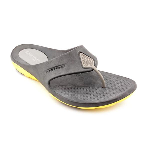 Rockport Men's 'truWALKzero Summer Thong' Man-Made Sandals