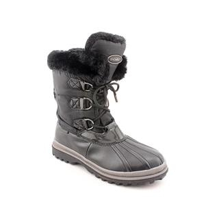 Khombu Women's 'Birch Low 2' Man-Made Boots