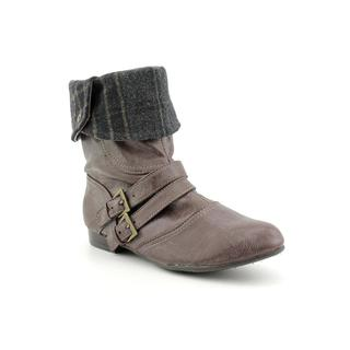 White Mountain Women's 'Treaty' Man-Made Boots