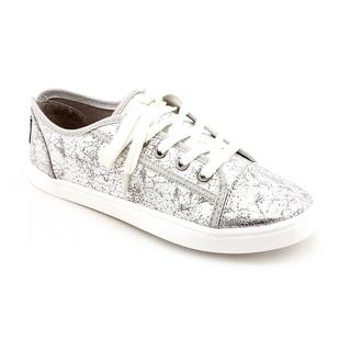 Rocket Dog Women's 'Dax' Basic Silver Textile Athletic Shoes