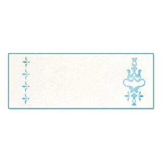Sizzix Ink-its Letterpress Plate Ornamental Elements by Rachael Bright