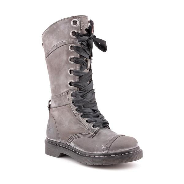 Dr. Martens Air Wair Women's 'Triumph 1914' Synthetic Boots - Wide (Size 6 )