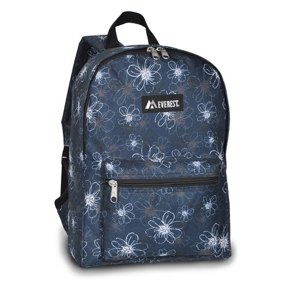 Everest Multi Pattern 15-inch Backpack