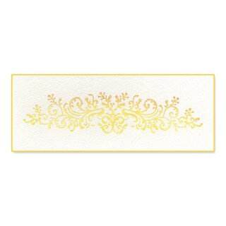 Sizzix Ink-its Letterpress Plate Organic Flourish by Rachael Bright