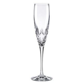 Lenox Venetian Lace Signature Crystal Flute