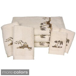 Chinoiserie 7-Piece Bath Set (China)