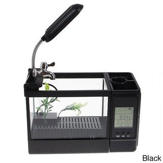 Mini USB Desktop Aquarium Fish Tank