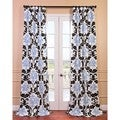 Deuville Printed Cotton Curtain Panel