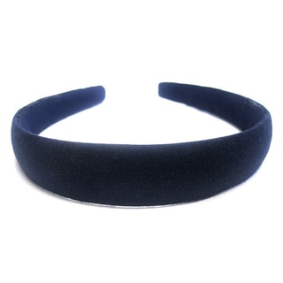Crawford Corner Shop Navy Headband 3/4 Inch